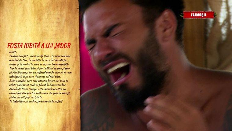 jador mesaj de la fosta iubita
