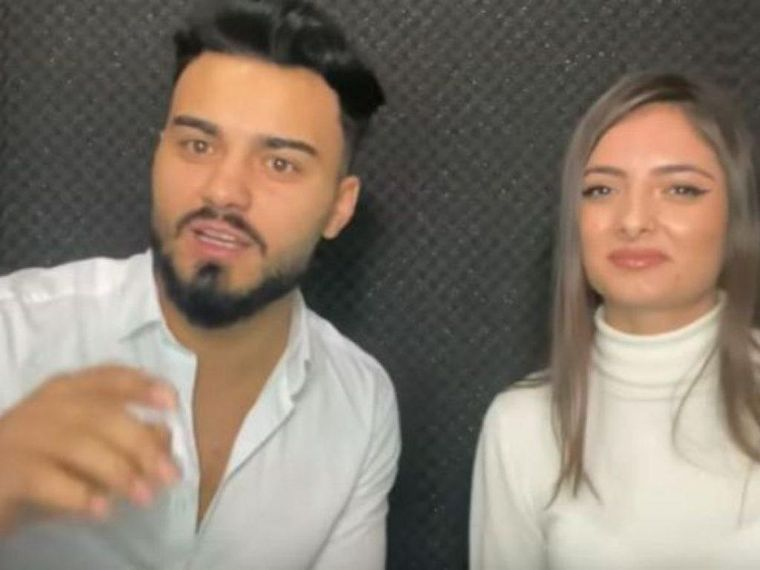 georgiana si jador s-au logodit