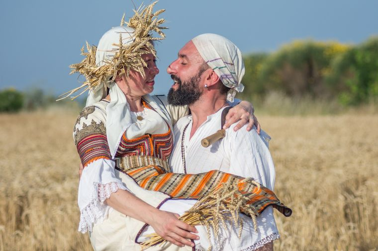 Legenda dragobetelui - Ce este dragobetele - Ritualuri dragobete - Mituri de dragobete - Jocuri de dragobete