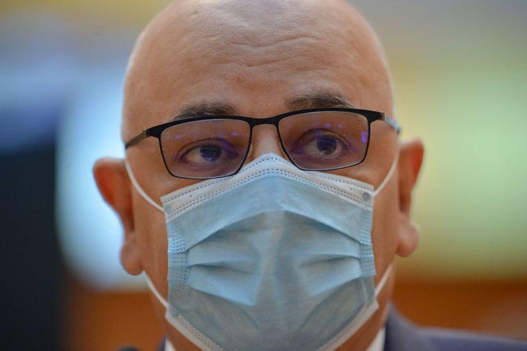 raed arafat despre valul trei al pandemiei de coronavirus