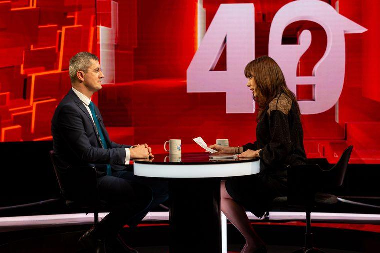 """Dan Barna vine marți, la """"40 de întrebări cu Denise Rifai"""". """"I-ați păcălit pe cei care v-au votat?"""",una dintre întrebările la care politicianul va trebui să răspundă"""