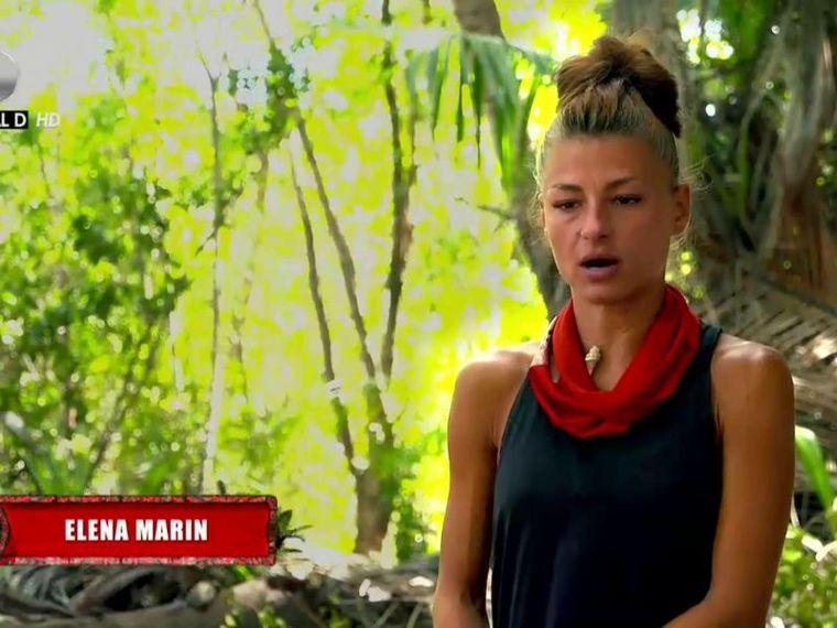 Culiță Sterp și Zanni  o vor afară din competiția Survivor România pe Elena Marin!