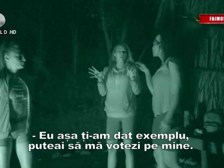Roxana Nemeș și Elena Marin au rupt prietenia și s-au votat reciproc