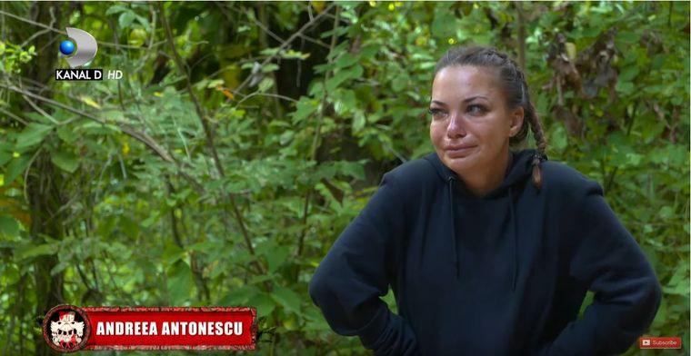 Andreea Antonescu de la Survivor România a cedat psihic și a plâns în hohote!