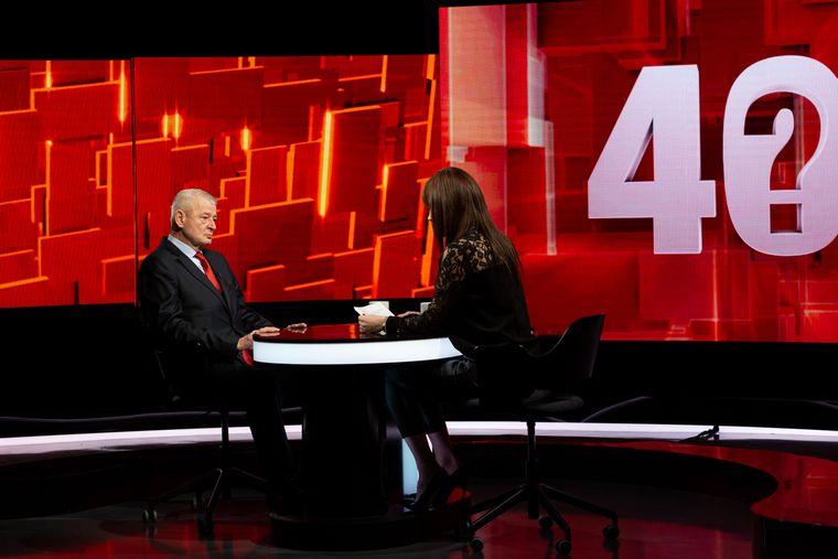 """Sorin Oprescu,în lacrimi, in această seară, la """"40 deîntrebări cu Denise Rifai"""""""