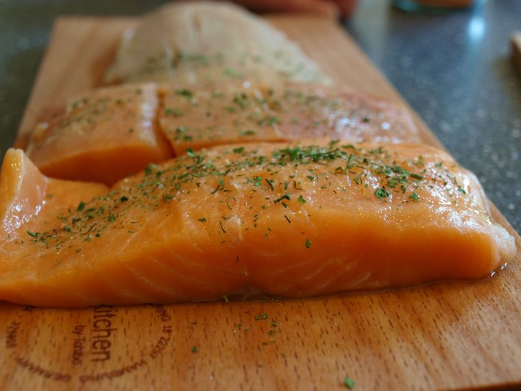 File de pește în crustă crocantă!