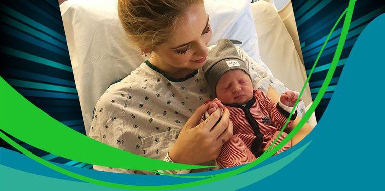 Chiara Ferragni, cel mai iubit influencer din Italia, a născut! Iată prima imagine cu bebelușul!
