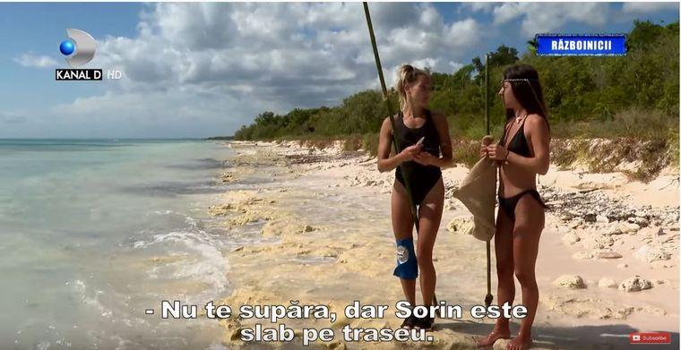 Sindy de la Survivor România sare la gâtul lui Sorin!