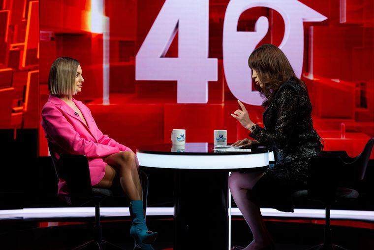 """Ce spune Denise Rifai despre Alexandra Stan, invitatul din această seară de la """"40 de întrebări cu Denise Rifai"""""""