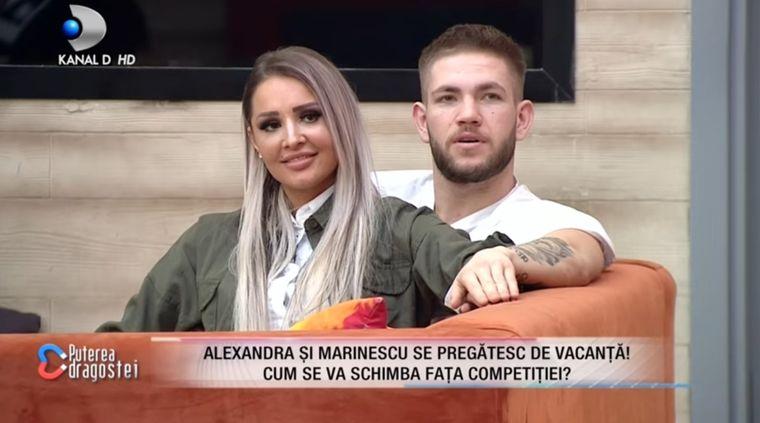 Alexandra și Marinescu de la Puterea Dragostei pleacă în Republica Dominicană!