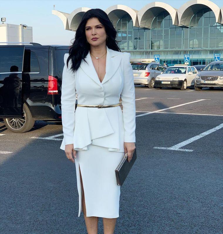 Monica Bârlădeanu, suspectă de COVID-19. Cum se simte vedeta?