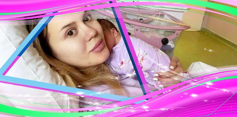 Emily Burghelea a născut o fetiță perfect sănătoasă! Iată prima fotografie cu micuța!