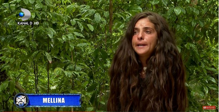 Mellina își dorește să părăsească Survivor România 2021