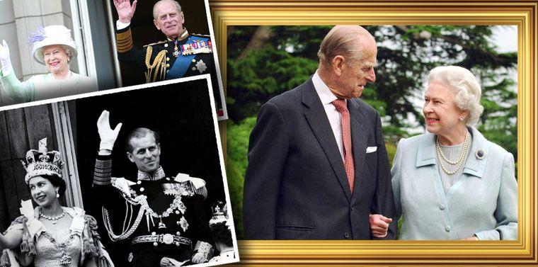 Top 3 cele mai frumoase imagini cu Prințul Philip si Regina Elisabeta! Fotografiile care au scris istorie