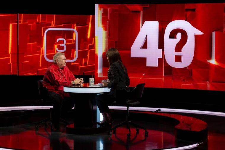 "Madalin Voicu, urmatorul invitat la ""40 de intrebari cu Denise Rifai"""