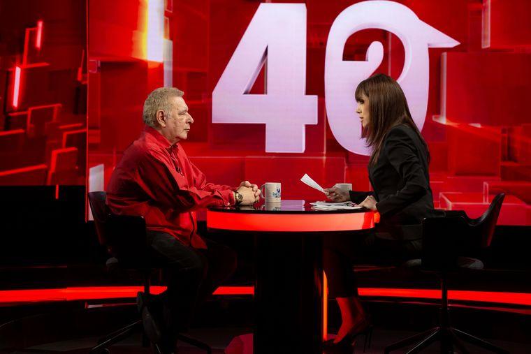 """Mădălin Voicu, sub lupa întrebărilor incomode, în această seară, la """"40 de întrebări cu Denise Rifai"""": """"Cred că femeile simt că mi-e drag <despre ele>"""""""