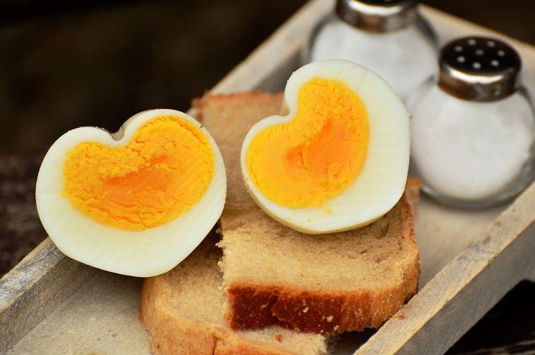 Câte calorii are un ou fiert