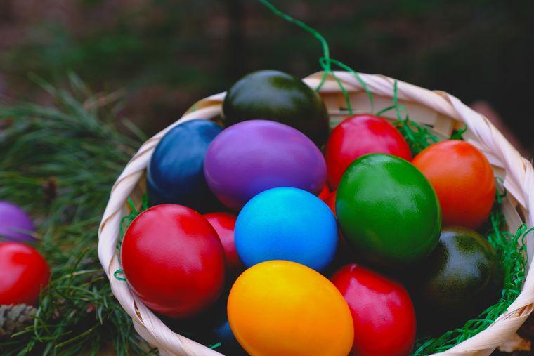 Când Se Vopsesc Ouăle De Paște 2021. Regula De Bază a Acestei Tradiții.