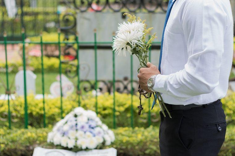 Cat de importante sunt florile la o inmormantare