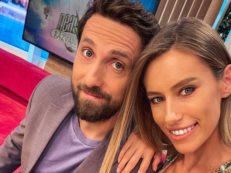 Gabriela Prisacariu si Dani Otil