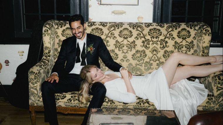 elizabeth lail si nieku manshadi s-au casatorit
