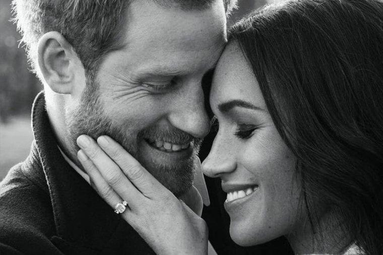 Meghan Markle și Prințul Harry s-au îndrăgostit la prima vedere.
