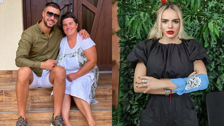 Mama lui Culita Sterp a criticat-o pe Simona Hapciuc