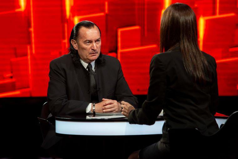 """Miron Cozma, la """"40 de întrebări cu Denise Rifai"""""""