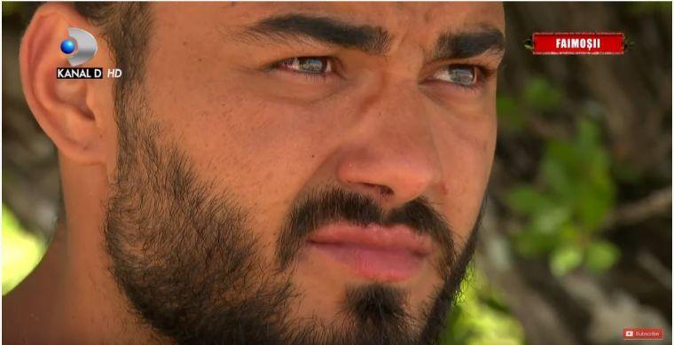 Jador, dureri cumplite după accidentarea de la Survivor România