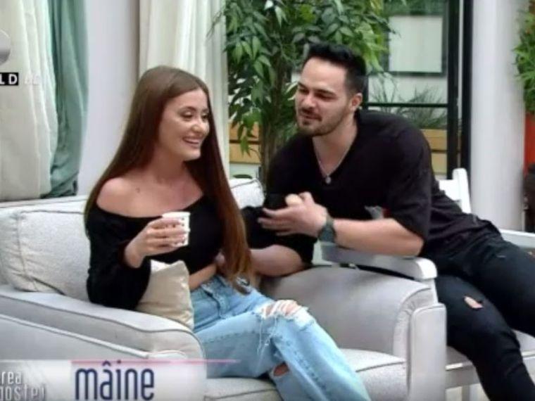 Mariana și Alex Stoica, noul cuplu din casa Puterea Dragostei?