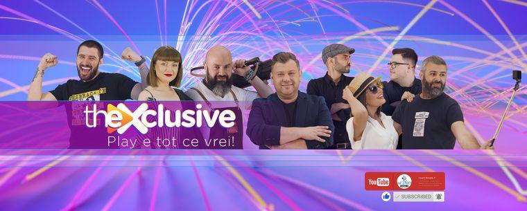 Marea Premieră! La ora 17:00 va avea loc lansarea secțiunii theXclusive pe YouTube Kanal D România!