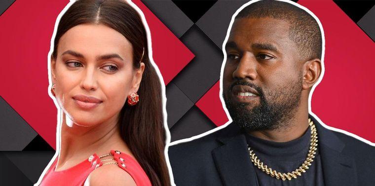 Kanye West și Irina Shayk, cel mai nou cuplu din showbiz!