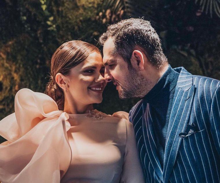 Mădălin Ionescu și Cristina Șișcanu au împlinit 10 ani de căsnicie