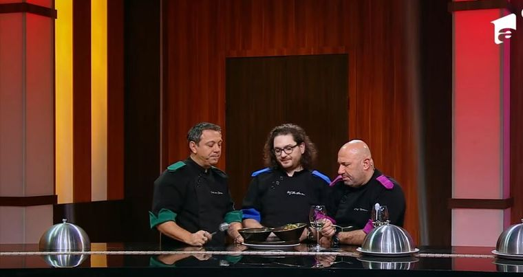 Chefi la Cuţite – 15 iunie 2021. Cine a fost eliminat de la Chefi la Cuţite. Cum arată farfuriile concurenţilor care au intrat în Marea Finală