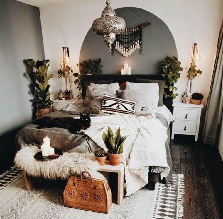 Cum amenajezi un dormitor în stil boho chic