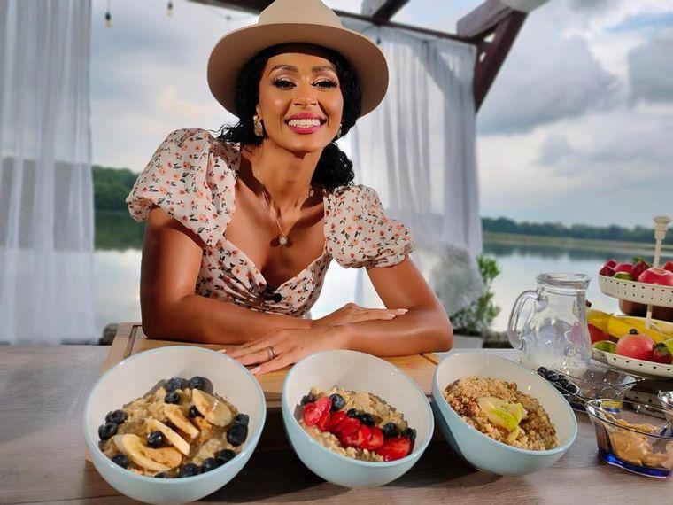 """""""Gătește cu Majda"""", din 1 iulie, în fiecare joi, în cadrul jurnalului de prânz, la Kanal D"""
