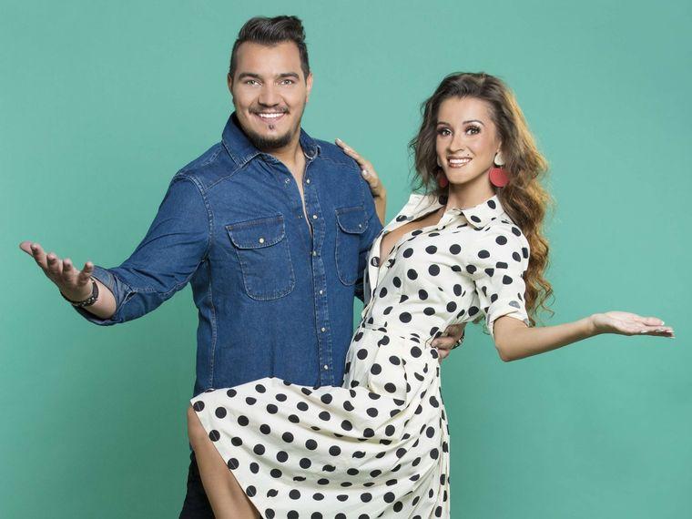 """Vara aceasta e cu noroc! Bursucu și Ana-Maria Barnoschi revin cu un nou sezon """"Roata Norocului""""!"""