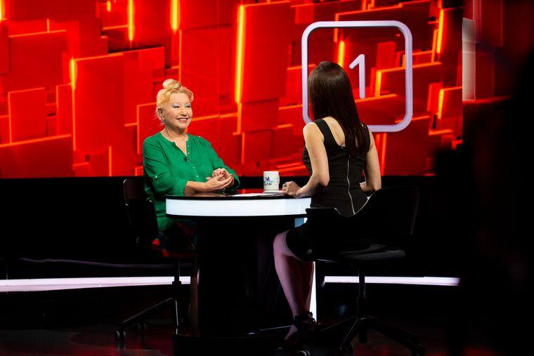 """Rodica Popescu Bitănescu,dezvăluiri uluitoare aseară,la """"40 de întrebări cu Denise Rifai"""""""