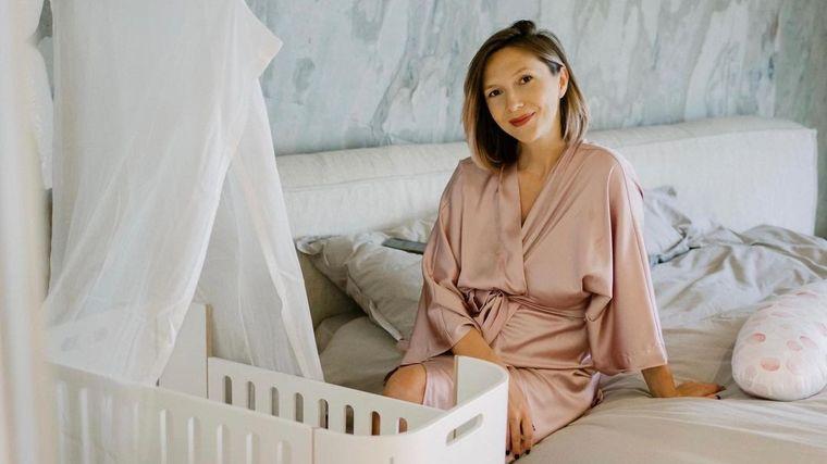 adela popescu gravida