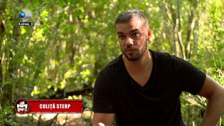 Culiță Sterp, dedicație specială pentru Zanni după ce a fost desemnat câștigătorul Survivor România 2021