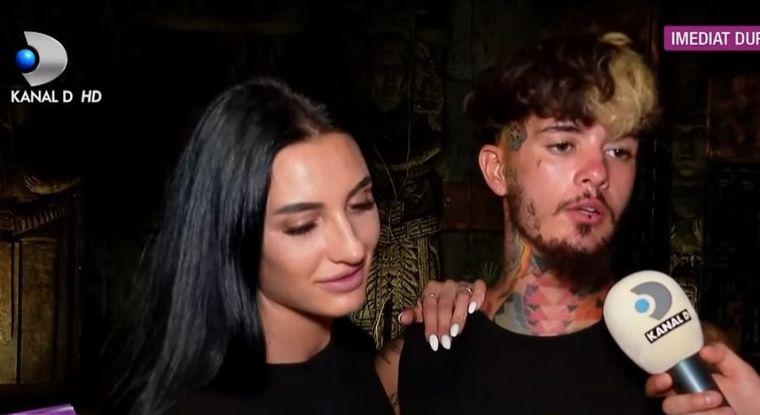 Zanni, profund dezamăgit de Ana Porgras după finala Survivor România 2021