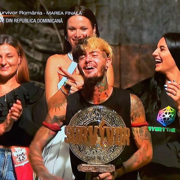 """Zanni vorbește despre foștii concurenți """"Survivor România 2021"""". Ce părere are marele câștigător despre Jador, Culiță și Moroșanu"""