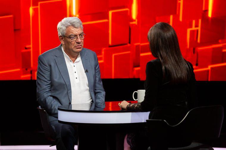 """Mihai Tudose, invitatul din această seară la """"40 de întrebări cu Denise Rifai"""""""