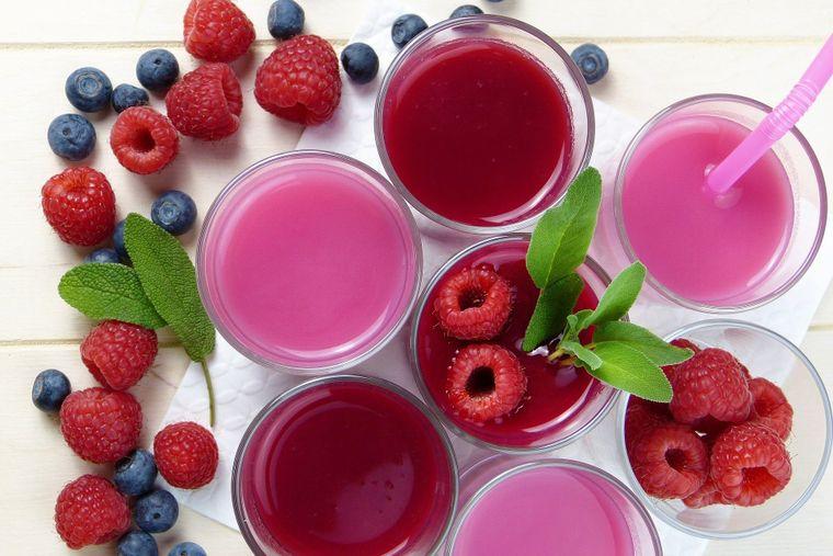 Detoxifiere cu sucuri naturale: efecte benefice in timp record