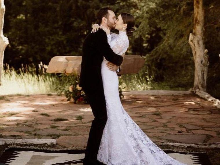 Lily Collins și Charlie McDowell s-au căsătorit!
