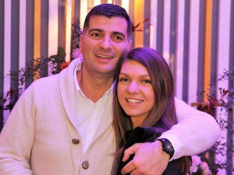 Simona Halep și Toni Iuruc se pregătesc de nuntă!
