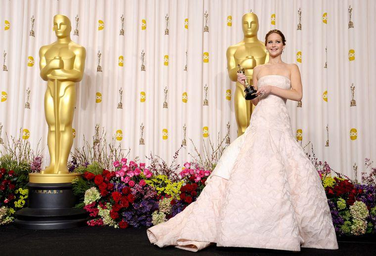Jennifer Lawrence este însărcinată