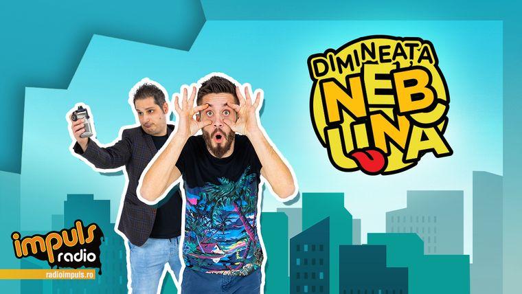 """""""Dimineațănebună"""", cu Mișu și Cosmin Dimăncescu, la Radio Impuls!"""