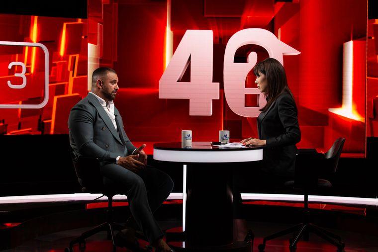 Alex Bodi, luat la întrebări de Denise Rifai duminică, de la ora 22:45, la Kanal D
