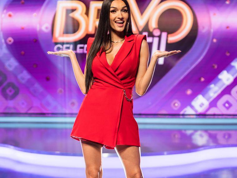 """Viviana Sposub, noua concurentă la """"Bravo, ai stil! Celebrities"""""""